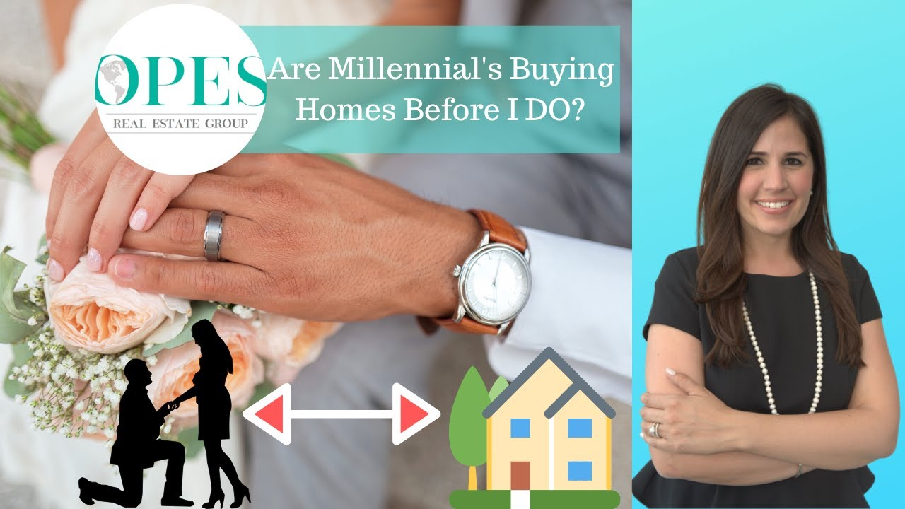 Are Millennials Buying Homes Before I DO?
