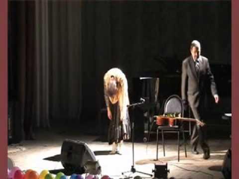Благотворительный концерт Виктории Юдиной.
