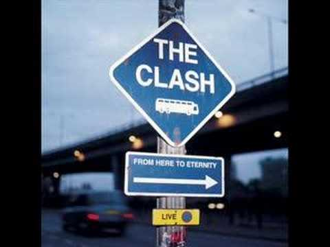 The Clash - London Calling [live]