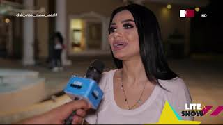lite show - لقاء مع نجوم فيلم ساعة شيطان بطولة باسم سمرة