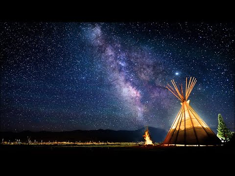 Campfire Sounds Sleep In The Great Outdoors 4 Hour Relaxing Nature Soundscape By Past Tense