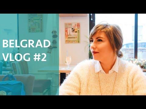 Belgrad Vlog   Bölüm 2   Selen Cebeci