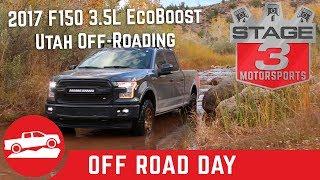 2017 F150 3.5L EcoBoost Utah Off Road Highlights