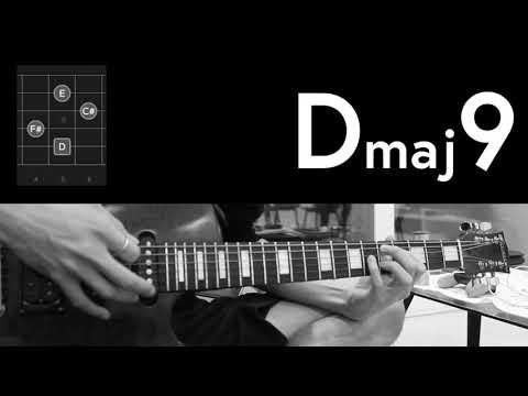 accord guitare g9