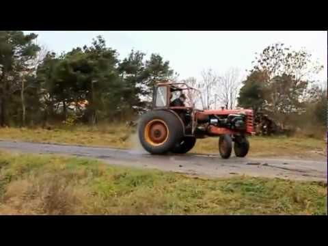 รถไถ่แรงมาก - YouTube.FLV