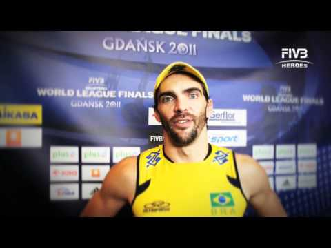 Interview with GIBA at the World League Final 2011 in Gdansk
