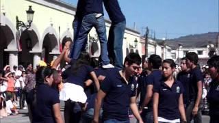 universidad autonoma de nayarit / desfile 20 noviembre  ahuacatlan / sacramento