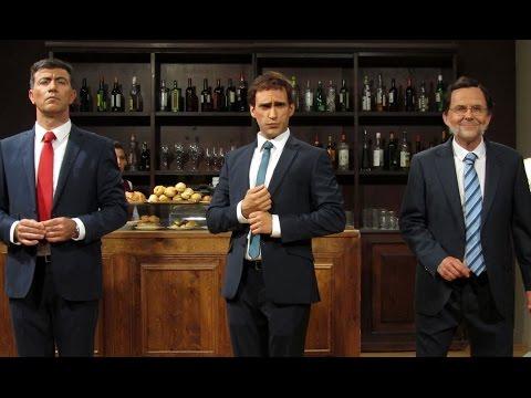 Polònia - Rajoy, Sánchez i Rivera es posen d'acord