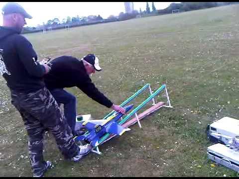 RC Ducted Fan EDF Jet Plane - Crash Bang Wallop