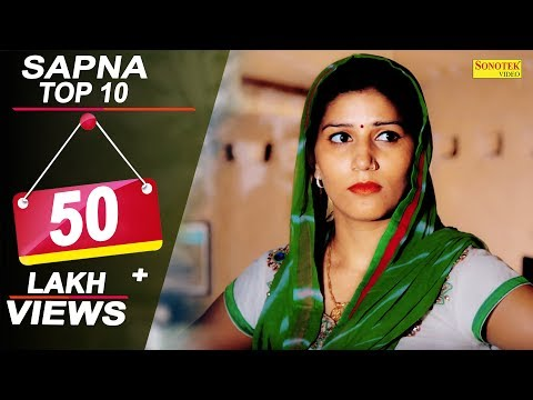 Haryanvi Top 10 || Sapna, Pooja Hooda, Anjali Raghav || Haryanvi New Song Video Juke Box
