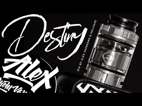 [ENG SUBS] ПРЕЗЕНТАЦИЯ - Destiny RTA By Alex VapersMD And Hellvape 🚭🔞