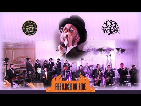Freilach on Fire! — Second Dance Medley Feat. Lipa Schmeltzer and the Shira Choir