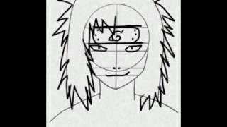 Learn how to draw Manga : Kiba