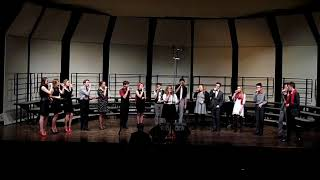 Gravity - CCHS Union Street Jazz 2015-12-09