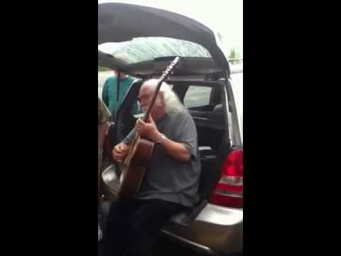 David Crosby scared the shit out of me