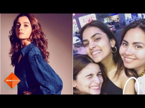 Alia Bhatt Catches Up With Her Girl Gang In New York City! Mp3