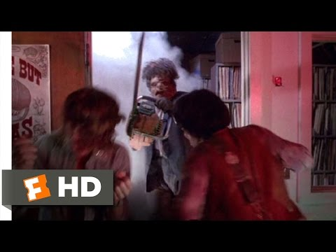 The Texas Chainsaw Massacre 2 (4/11) Movie CLIP - Far Out Fans (1986) HD