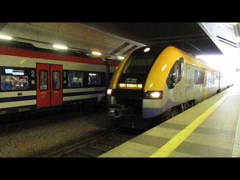 Train ride from Kraków-Główny (city center) to Airport
