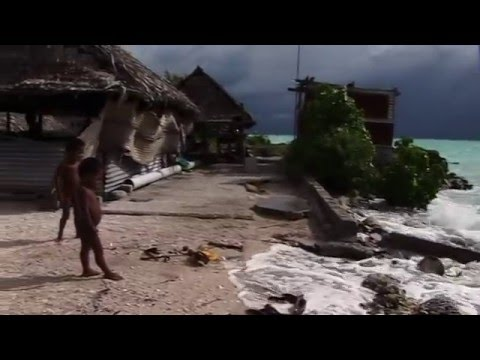 Kiribati - A Climate Change Reality