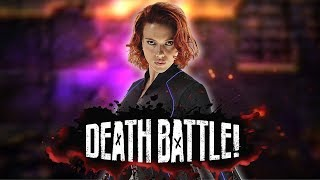 Black Widow is Russian into DEATH BATTLE!