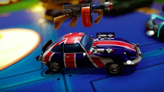 Micro Machines World Series Official The Thrill of the Race Trailer