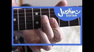 Triad Chords #3of3 (Guitar Lesson CH-008) How to play thumbnail
