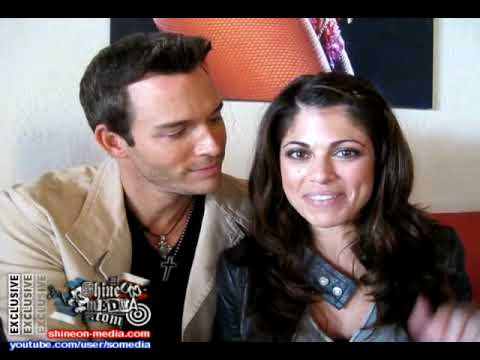 Eric Martsolf & Lindsay Hartley Talk About their Characters