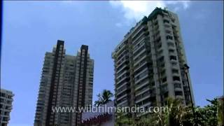 Mumbai: The city of High-rise buildings