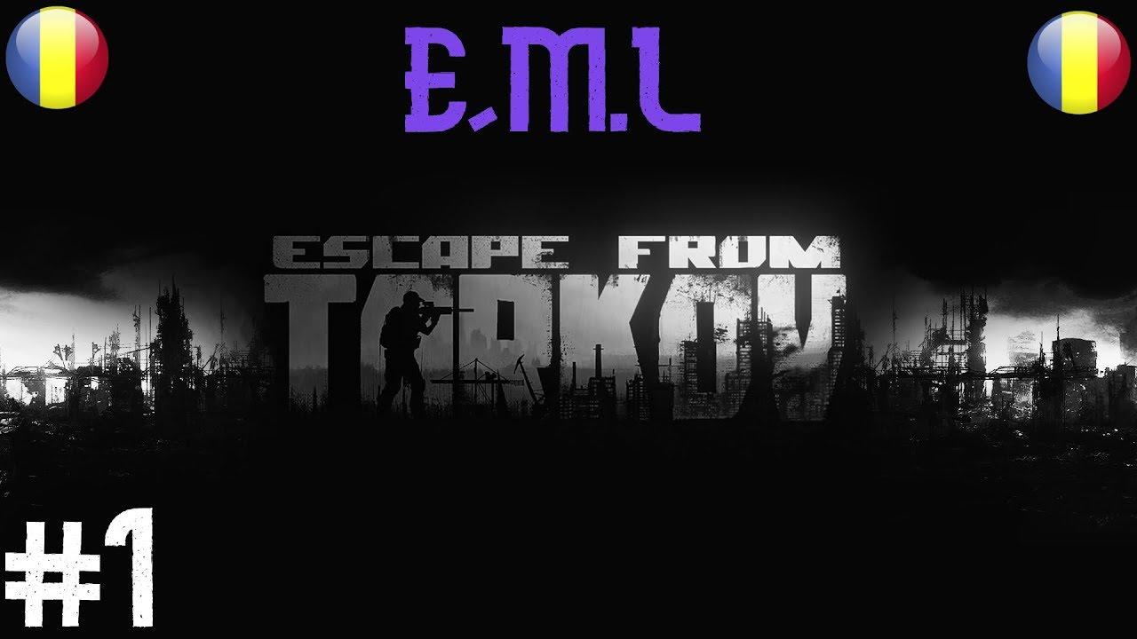 ESCAPE:FROM TARKOV #1 -UN NOU JOC SURVIVAL !!!-