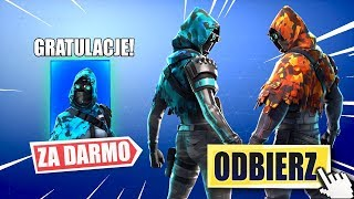 NEW WINTER SKINS ARE COMING! RECEIVE FOR FREE! Shop Fortnite 16.12.18 (Strzaleniec and observation) |