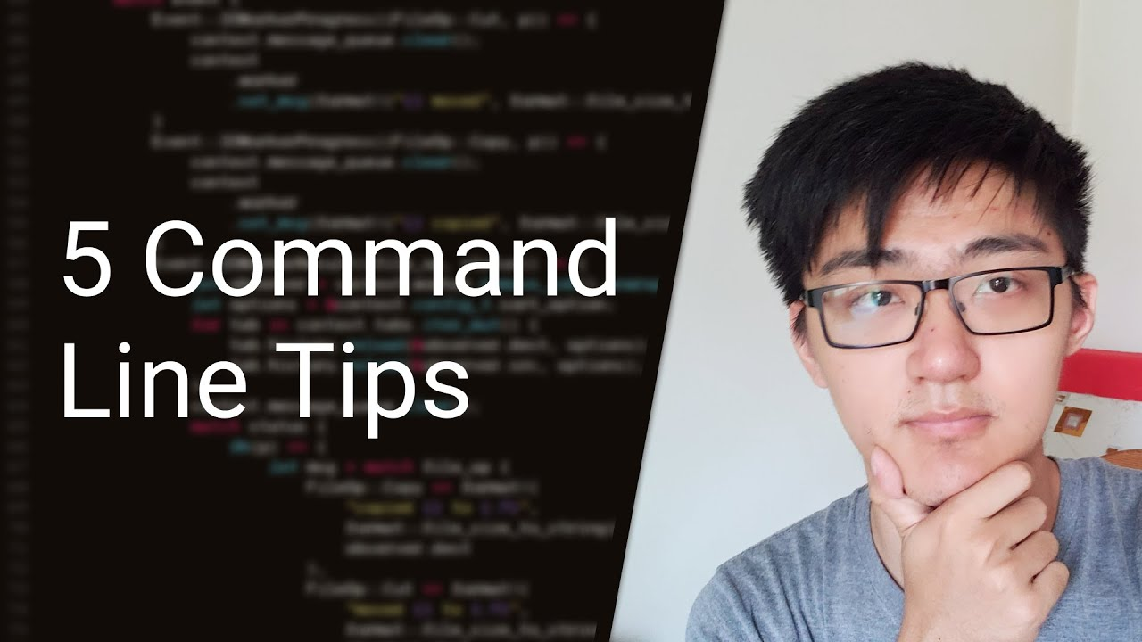 Increasing Productivity In The Command Line