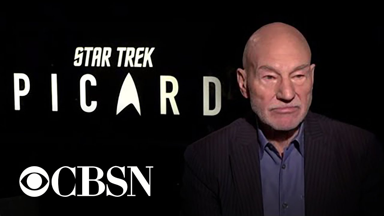 'Star Trek: Picard' review: Patrick Stewart returns, in a CBS All ...
