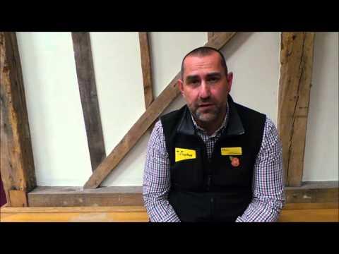 Meet Alasdair Bunyan, Senior Behaviour and Training Advisor,