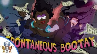 South Park The Fractured But Whole - Spontaneous Bootay Boss...