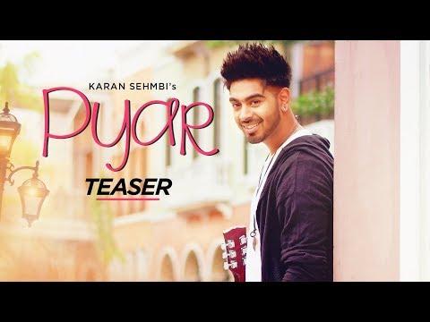 Song Teaser ►PYAR: Karan Sehmbi, Tanishq Kaur | Desi Routz | Releasing On 31 October