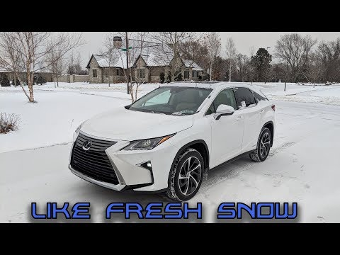 Still Fresh?   2019 Lexus RX 450h Review  