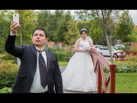 Akram & Leyla - Part 5 - 16.09.2015 - REUPLOAD - Borlänge/Sweden - Tarek Shexani - JiyanVideo 2015