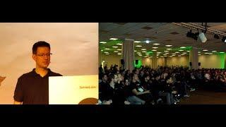 SymfonyLive Berlin 2018 - Ole Rößner - Ein Plädoyer für mehr Software Handwerkskunst