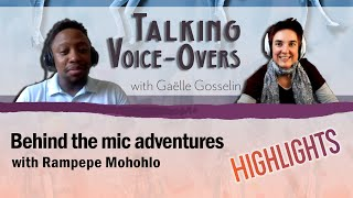 Highlights - Behind the mic adventures with Rampepe Mohohlo