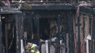 CSFD: Careless Smoking Caused Massive Townhome Fire