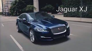 Jaguar XJ 2018 | Refined flagship sedan