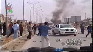 Download Video 2011.3.14 دخول كتائب الطاغية لمدينة زوارة MP3 3GP MP4