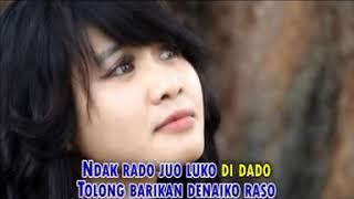 Taufiq Sondang-bapisah sabalun basandiang (official music video) lagu minang