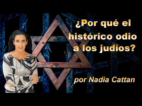 ¿Por Qué El Histórico Odio A Los Judíos? Clase Con Nadia Cattan