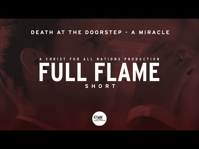 Death at the doorstep - a miracle