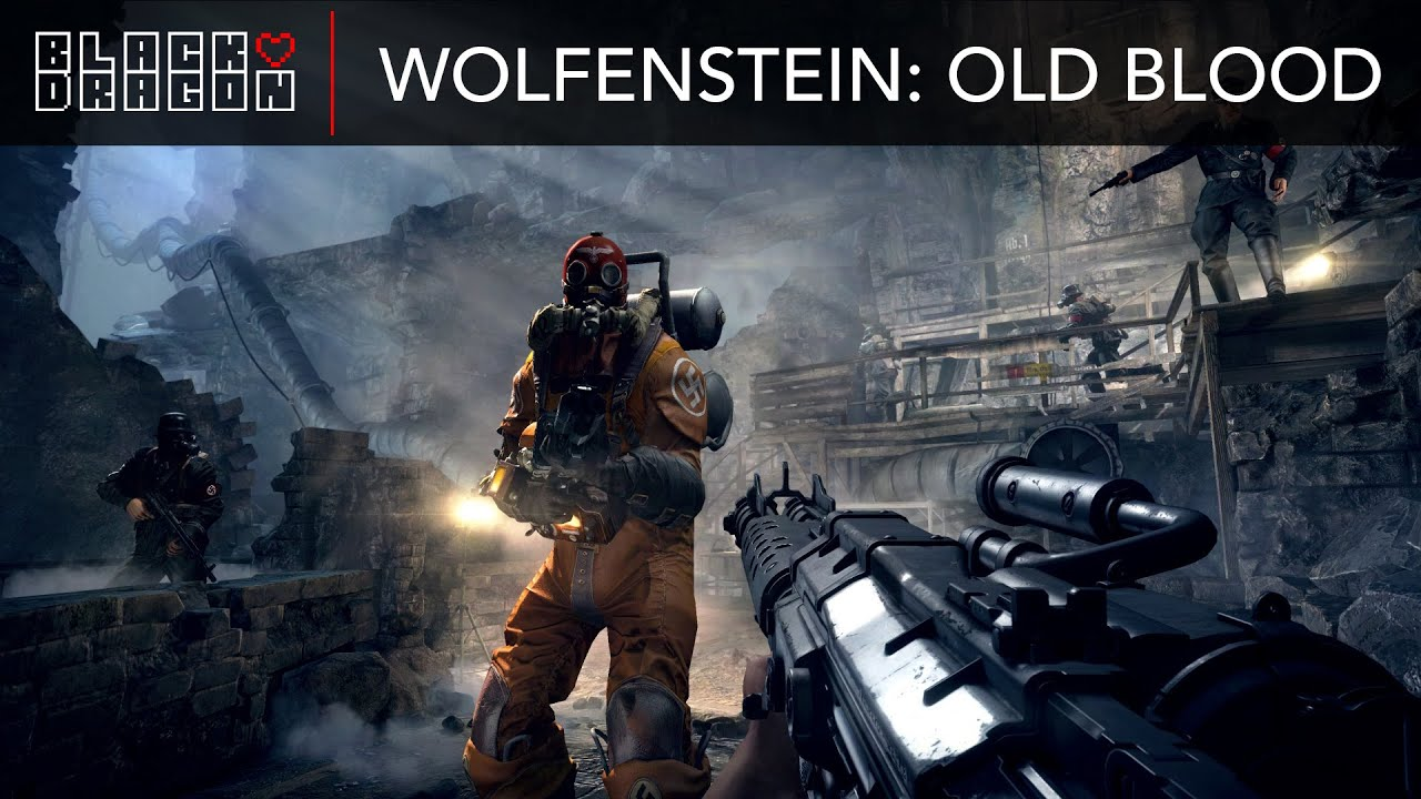 wolfenstein the old blood how to play