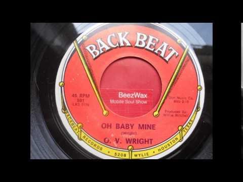 o.v. wright - oh baby mine