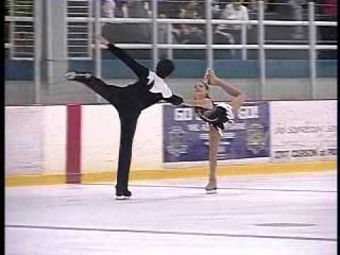 Aaryn Smith & Will Chitwood Junior Grand Prix 2004...