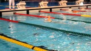 Lynn Marshall Masters Swim World Record 50-54 400fs SCM 4:34.81