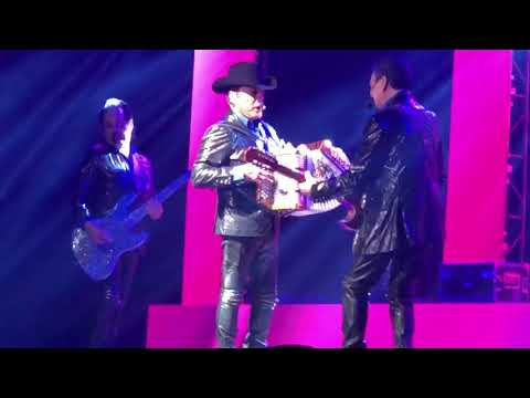 Creíste en vivo tigres del norte  feb 2018 amarillo Texas